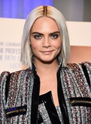 Cara Delevingne - 'Valerian and The City of A Thousand Planets' Trailer Viewing Party in LA 3/27/17