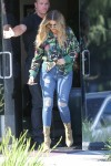 Khloe Kardashian - Leaving E! Studios in LA 3/28/17